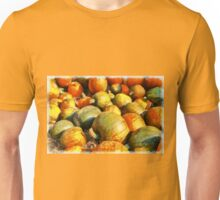 Colorful pumpkins for Halloween Scary Jack Unisex T-Shirt