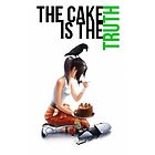 The Cake Is The Truth by LimonTea
