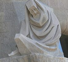 The Statues of La Sagrada Familia (1) by brummieboy