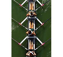 Rowers Photographic Print