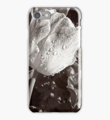 '' BOWRAL TULIPS '' iPhone Case/Skin