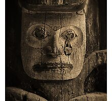 Totem by Aaron .