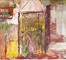 Old Sweig's Tavern by Ginger Lovellette