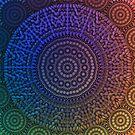 Mandala 43 by Lyle Hatch