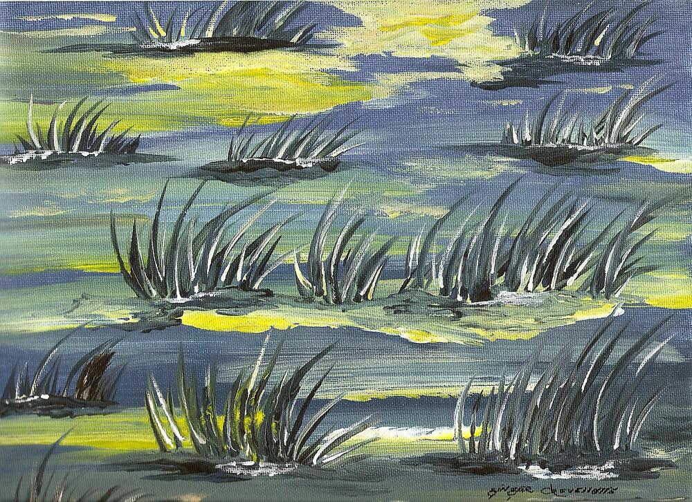 Wetlands by Ginger Lovellette
