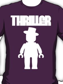 THRILLER Michael Jackson Minifig, Customize My Minifig T-Shirt