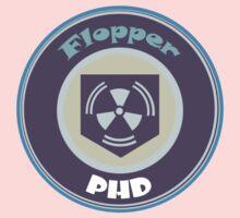 Flopper PHD Kids Tee