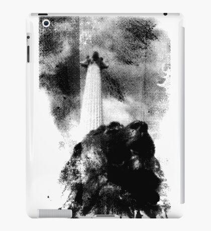 Trafalgar Square Lion, London UK iPad Case/Skin