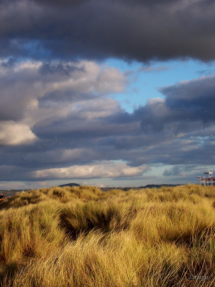 View over the Dunes 2 by JImage