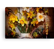 '' MOET FOR ONE '' Canvas Print