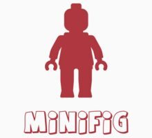 Minifig [Red], Customize My Minifig by Customize My Minifig