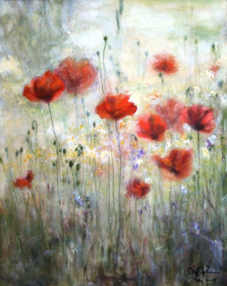 poppy by menqtsai