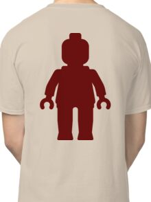 Minifig [Large Dark Red], Customize My Minifig Classic T-Shirt