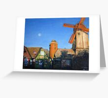 Solvang Greeting Card