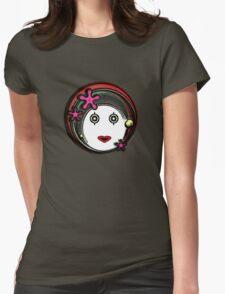 Flower Space Girl T-Shirt