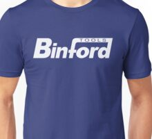 Binford Tools (white) Unisex T-Shirt