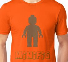 Minifig [Light Brown], Customize My Minifig Unisex T-Shirt