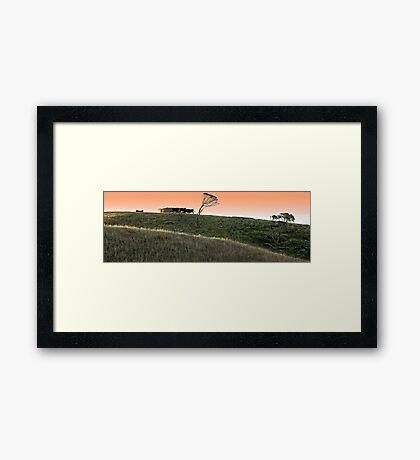 '' RURAL '' Framed Print