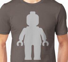 Minifig [Large Light Grey], Customize My Minifig Unisex T-Shirt