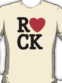 Rock Lover. T-Shirt