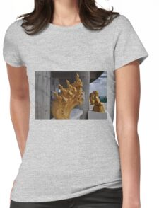 Dragons of Phuket Womens Fitted T-Shirt