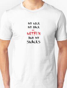 My Netflix T-Shirt