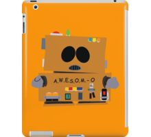 AWESOMO 2000 iPad Case/Skin