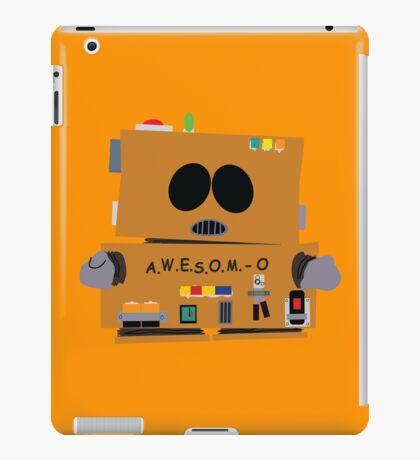 AWESOMO 2000 iPad Case/Skin
