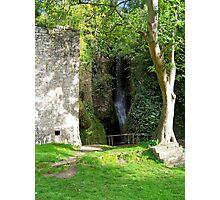 Dyserth Falls Photographic Print
