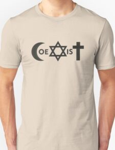 Coexistence T-Shirt