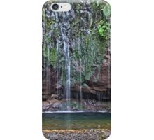 Rabacal and the 25 Fountains iPhone Case/Skin