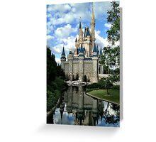 Magic Kingdom Greeting Card