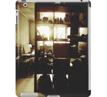 after the deluge iPad Case/Skin