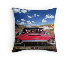 Sinsemilia Throw Pillow