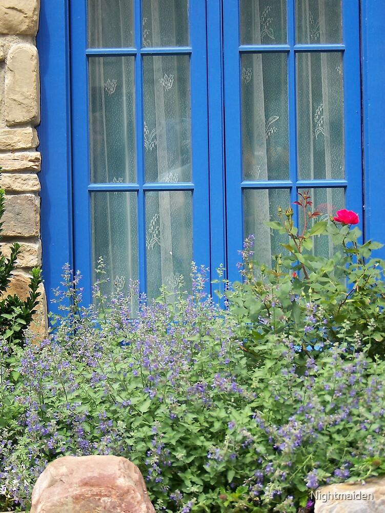 Blue Windows by Nightmaiden