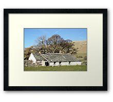 Bowness Cottage Framed Print