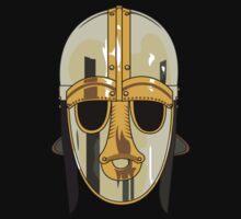 Helmet:  Sutton Hoo by Jason Moses