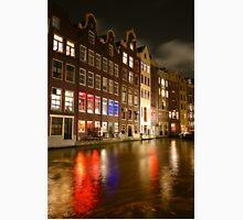 Amsterdam at Night Unisex T-Shirt