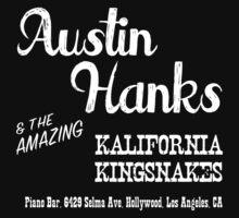 Austin Hanks and the amazing Kalifornia Kingsnakes by eastKilroy