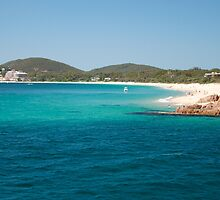 Shoal Bay - Port Stephens by PsiberTek