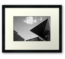 Minneapolis Central Library Framed Print