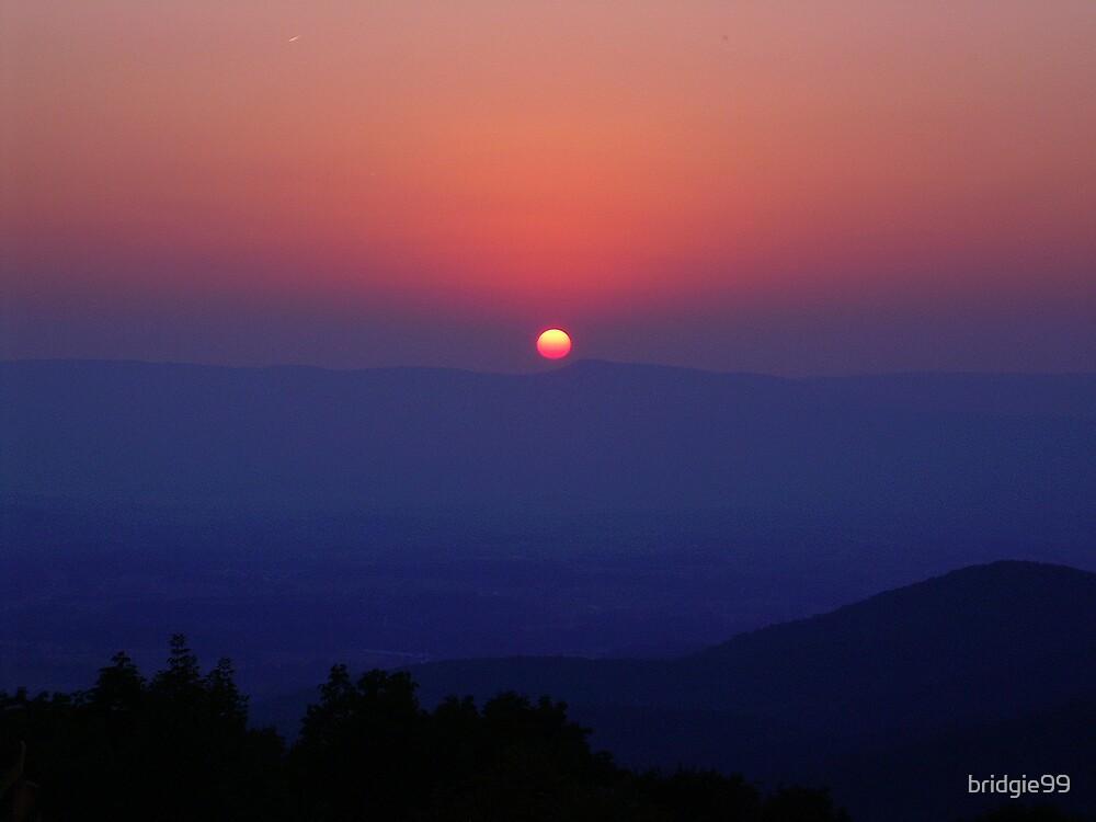 Sunset by bridgie99