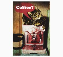 Coffee Cat by abstruse