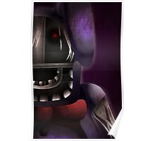 Old Bonnie Five Nights at Freddys 2 Poster