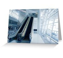 Dallas/Fort Worth Airport Greeting Card