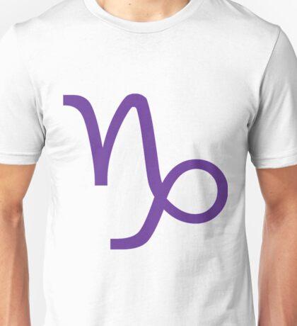 Capricorn Zodiac Unisex T-Shirt