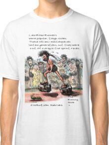 Evolution Series: The Running Shoe 2 Classic T-Shirt