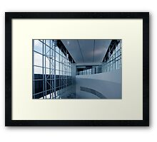 Dallas/Fort Worth Airport Framed Print