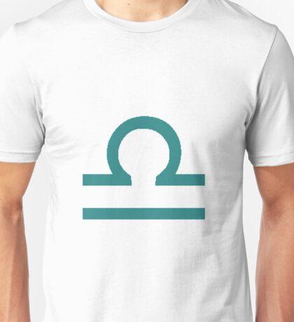 Libra Zodiac Unisex T-Shirt