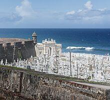Cementerio Santa María Magdalena de Pazzis by designingjudy